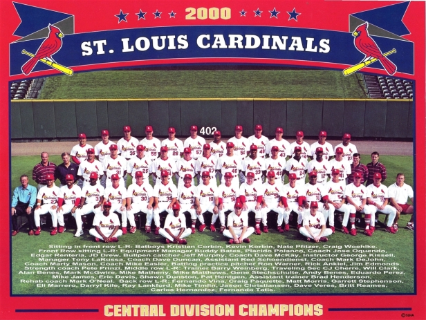 St.Louis Cardinals 2000