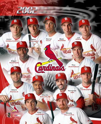 St. Louis Cardinals 2002