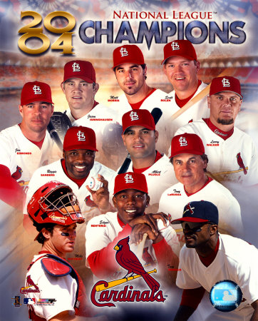 St. Louis Cardinals 2004