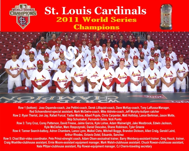 St. Louis Cardinals 2011