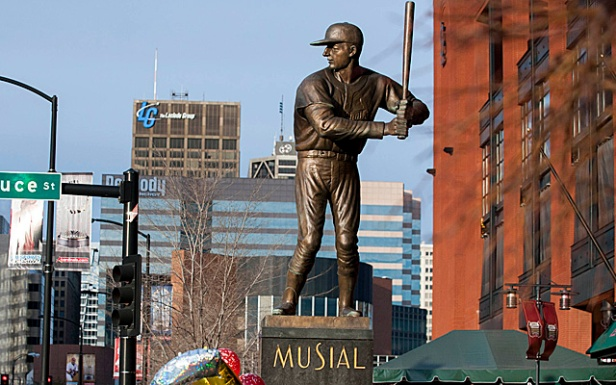 MLB: St. Louis Cardinals Stan Musial
