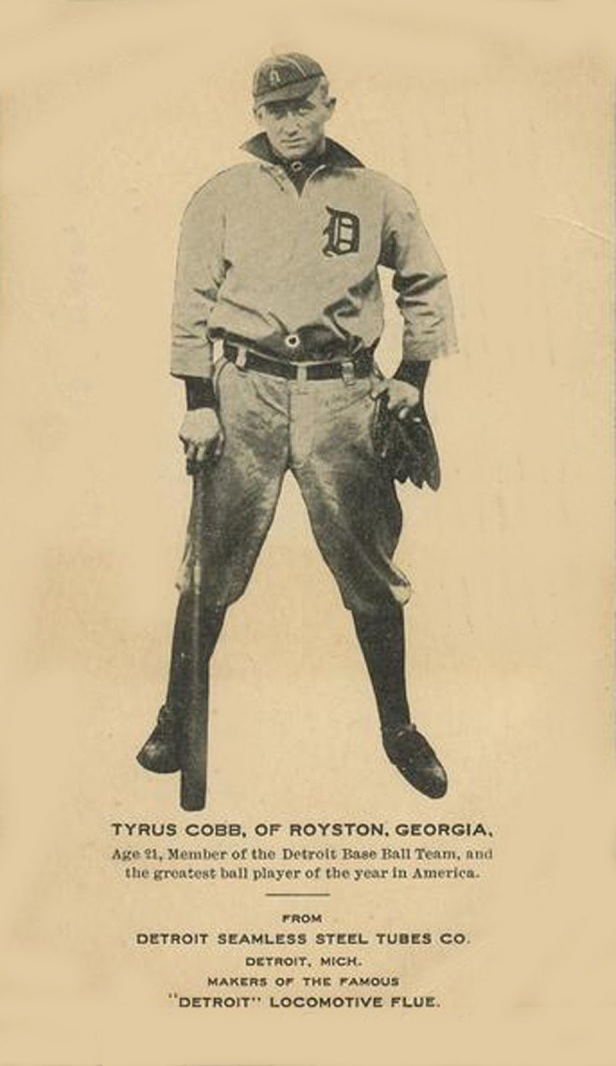 Ty Cobb 26
