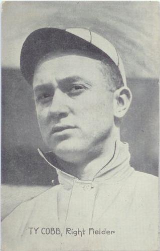 Ty Cobb 6