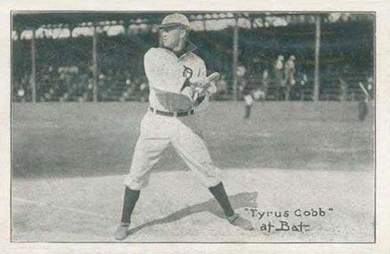 Ty Cobb 7