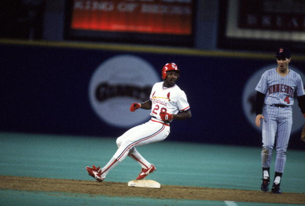 1987 World Series - Minnesota Twins v St. Louis Cardinals