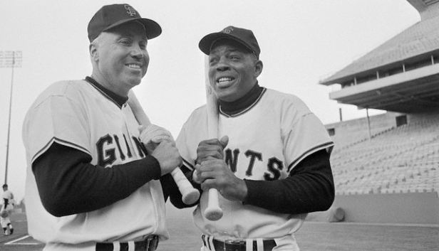 Willie Mays 7