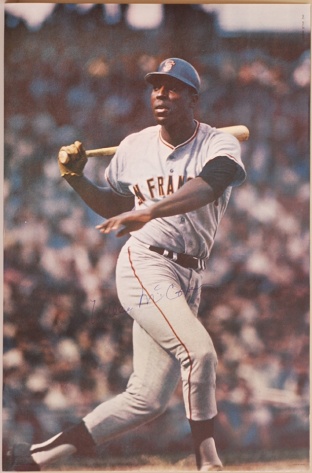 Willie McCovey 5