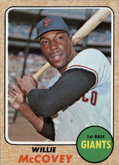 Willie McCovey 7