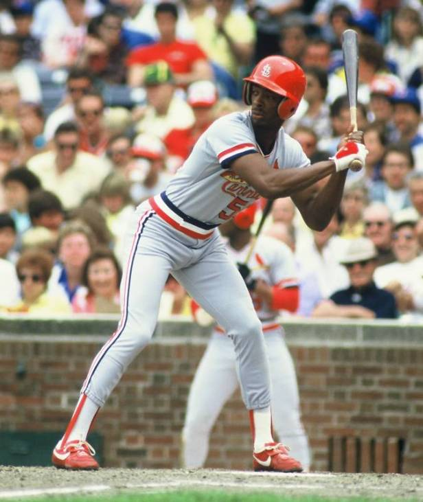 Willie McGee 5