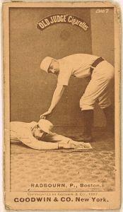1891 Charles Radbourn
