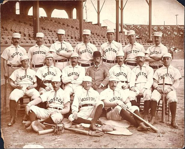 1892 Boston Beeneaters