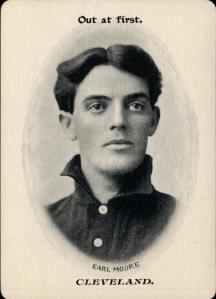 1901 Earl Moore