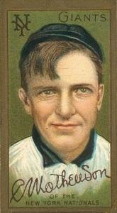 1905 Christy Mathewson