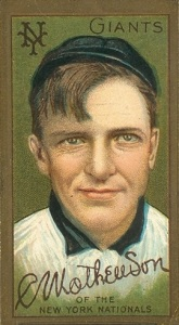 1905 Christy Mathewson