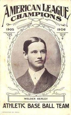 1905 Weldon Henley