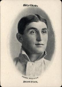 1907 Frank Pfeffer