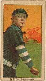 1914 George Davis