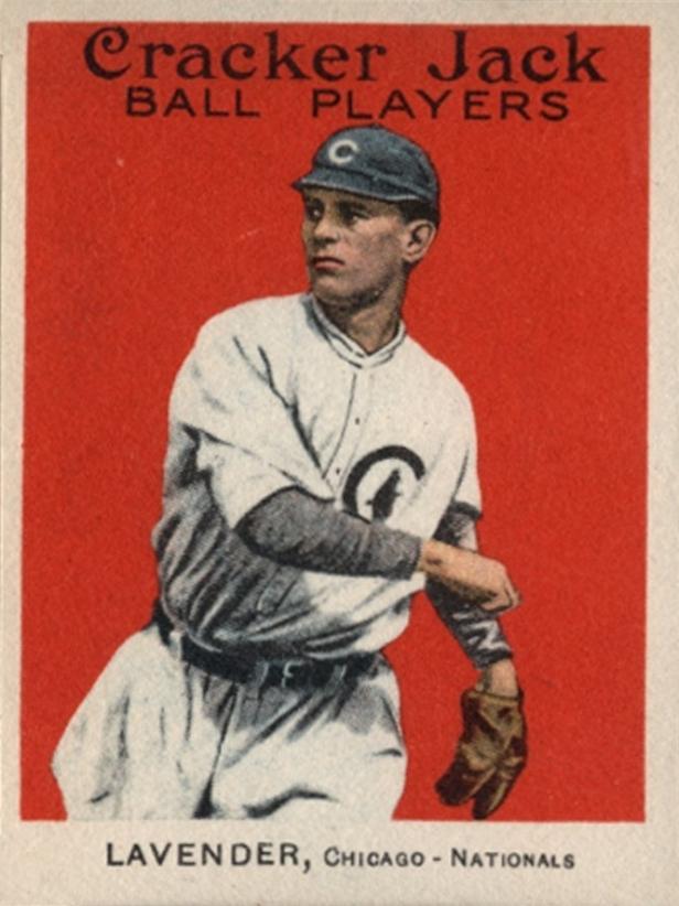1915 Jimmy Lavender