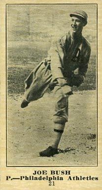 1916 Joe Bush