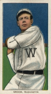1917 Bob Groom