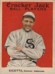 1917 Ed Cicotte