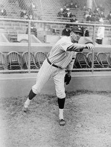 1919 Ray Caldwell