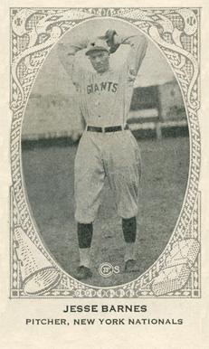 1922 Jesse Barnes