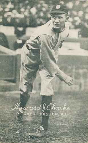 1923 Howard Ehmke