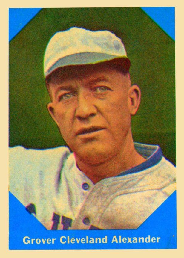 1924 Grover Cleveland Alexander
