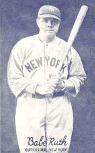 1929 Babe Ruth