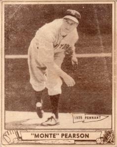 1938 Monte Pearson