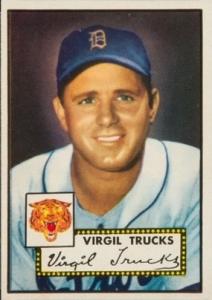 1952 Virgil Trucks