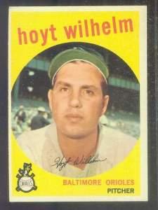 1959 Hoyt Wilhelm