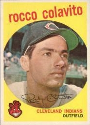 1959 Rocky Colavito