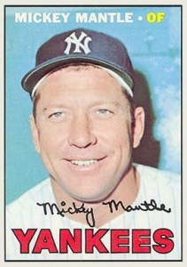 1967 Mickey Mantle