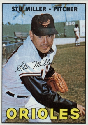 1967 Stu Miller