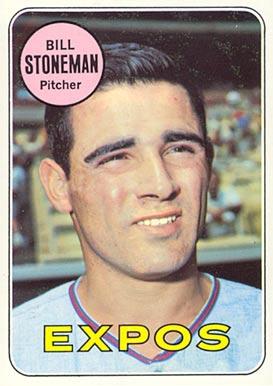 1969 Bill Stoneman
