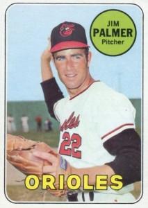 1969 Jim Palmer