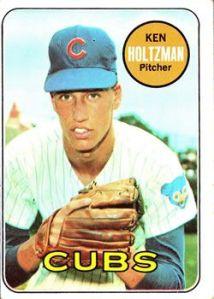 1969 Ken Holtzman