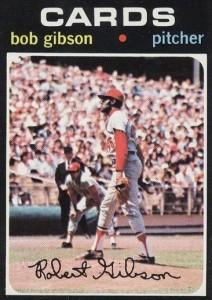 1971 Bob Gibson