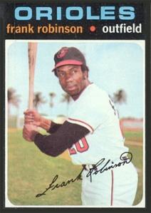 1971 Frank Robinson