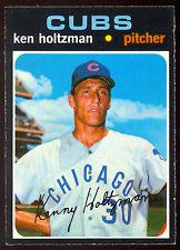 1971 Ken Holtzman