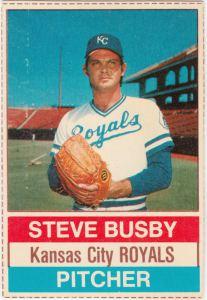 1973 Steve Busby