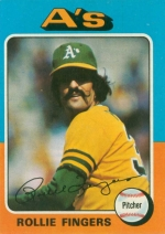 1975 Rollie Fingers