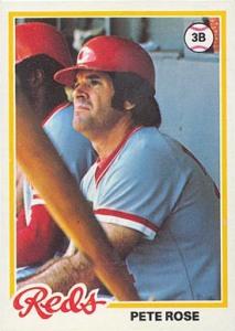 1978 Pete Rose