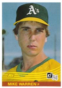 1983 Mike Warren