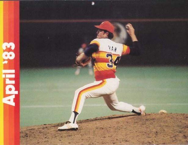 1983 Nolan Ryan