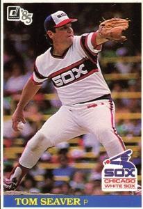 1985 Tom Seaver