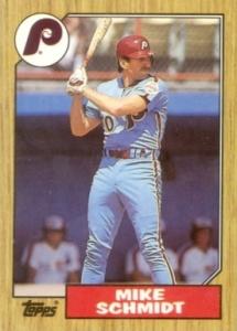 1987 Mike Schmidt