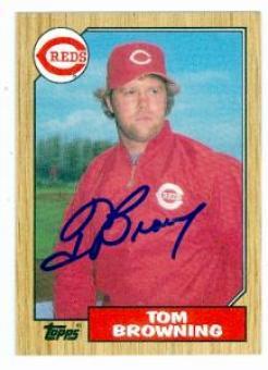 1988 Tom Browning